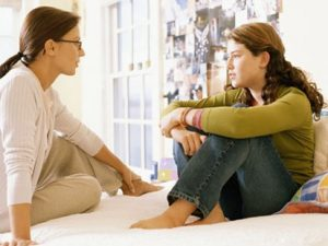 Parenting Practices Communicating with your Teen
